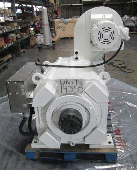 Ge752 Series Wound Dc Traction Motor Remanufactured