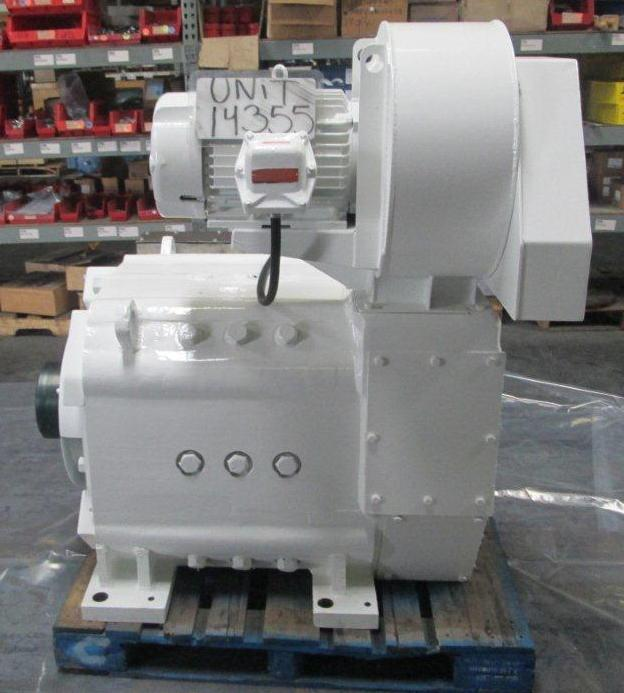 Ge752 series wound dc traction motor remanufactured for General motors washington dc