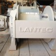 New Lantec  Model LHS100 Winch Pulling Capacity: 15,000 lbs/6,804 kg, 1ea available -  New Unit (Can be used for offshore cranes and lay down rigs)