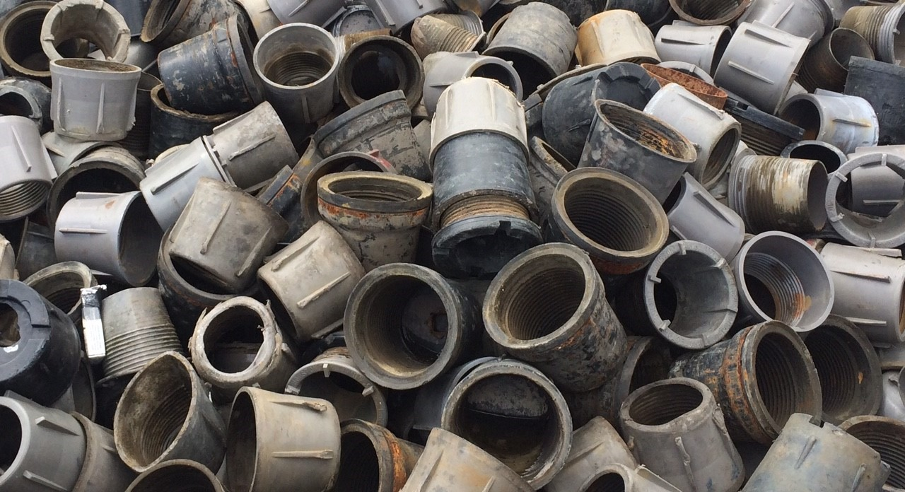 ″ drill pipe nc  if open ended plastic thread