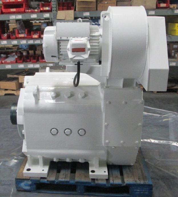 General Electric Ge Standard Torque Serieswound 752 Dc