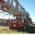550 HP 12V71 Detroit Engine Mast 250,000 lbs