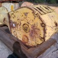 McKissick 350 Ton Traveling Block with Web Wilson Hook. * Can offer as rebuilt if needed