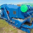 F-1000 5,000PSI, ZYZJ Mud Pump, Pulsation Dampener, Discharge Block, Suction Manifold & Liner Wash Mech driven pump 140 SPM Maximum Operating Speed 10″ Stroke Length Dims: 168″ x 93″ x […]