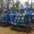 Oilwell A1700PT Mud Pumps DC Driven